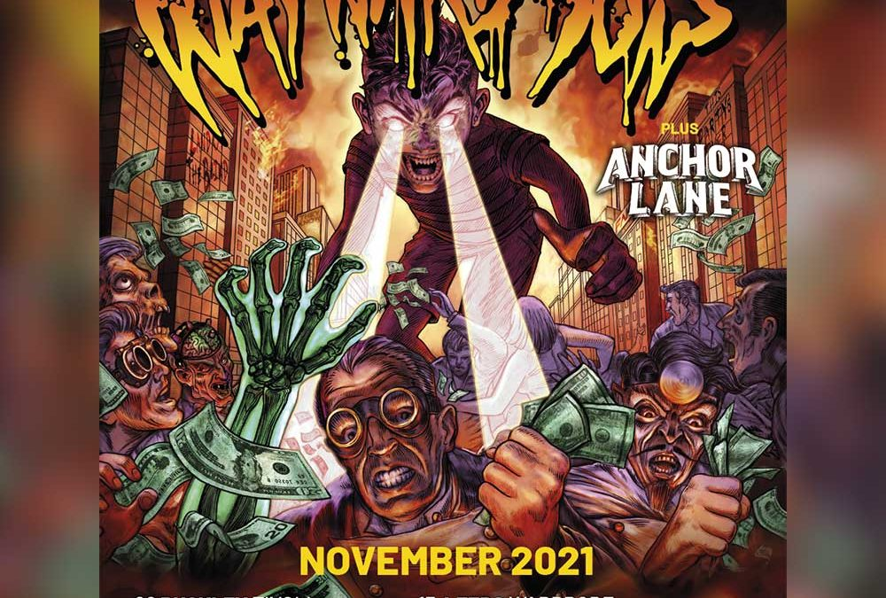 November 2021 tour dates